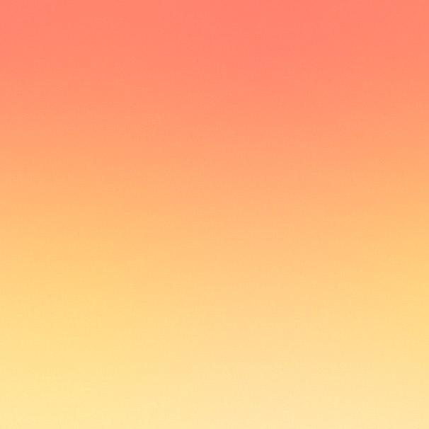 Tangerine Canary Gradient
