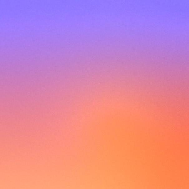 Tangerine Violet Gradient