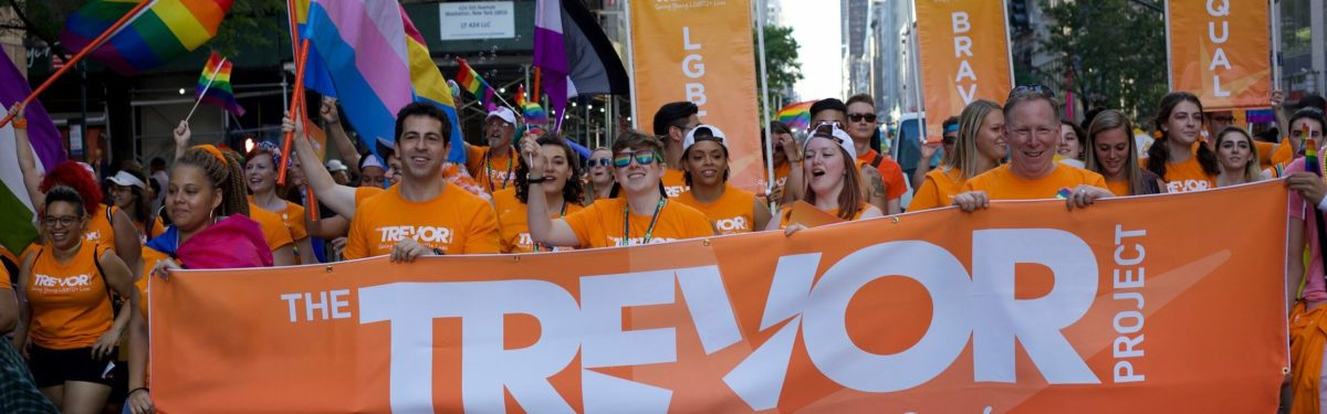 Pride 2019 – The Trevor Project