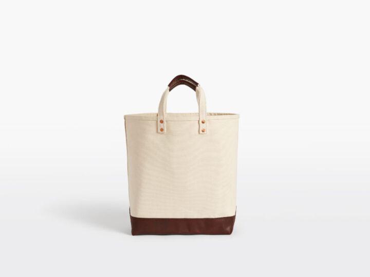 Rejuvenation Leather Tote Bag
