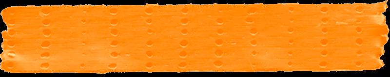 orange kinesiology tape