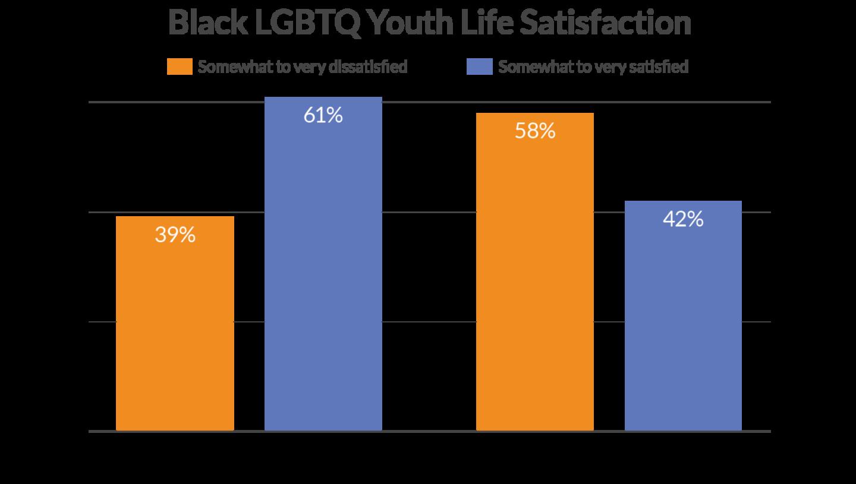 Black LGBTQ Youth Life Statistics