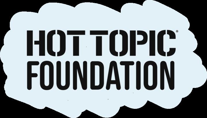 Hot Topic Foundation logo