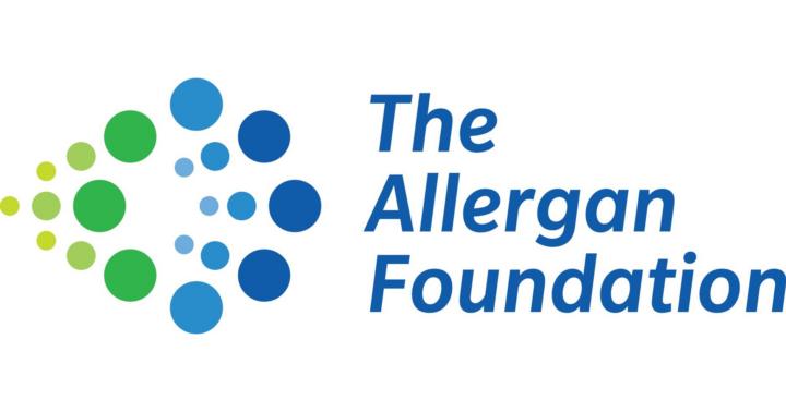 The Allergan Foundation logo