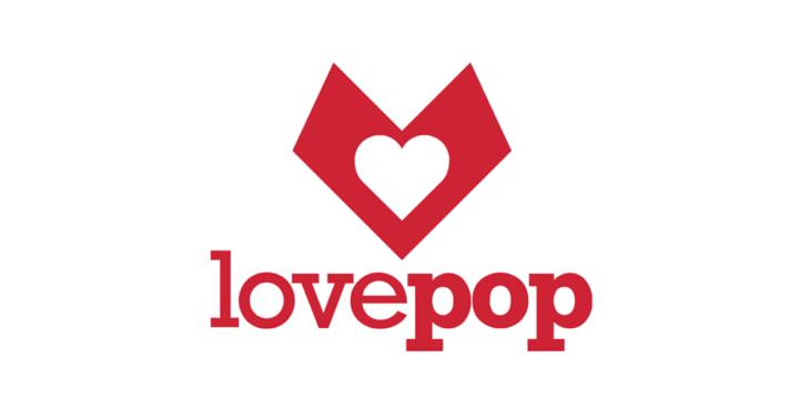 Lovepop logo