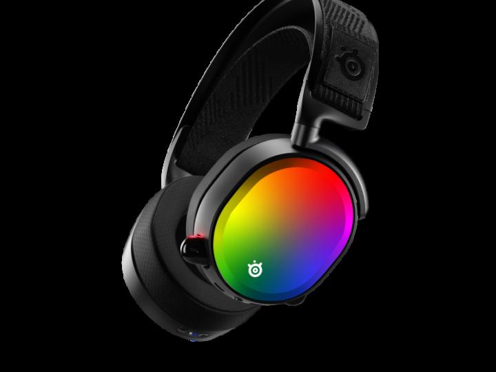 Steelseries Earplate Rainbow headset