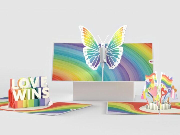 Lovepop Cards Pride Collection