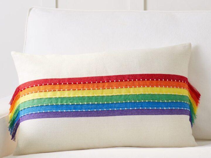 PB Teen Pride Pillows